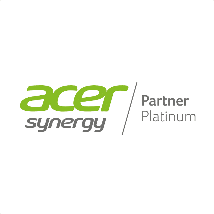 Acer Partnerschaft IT-HAUS Partner Platinum