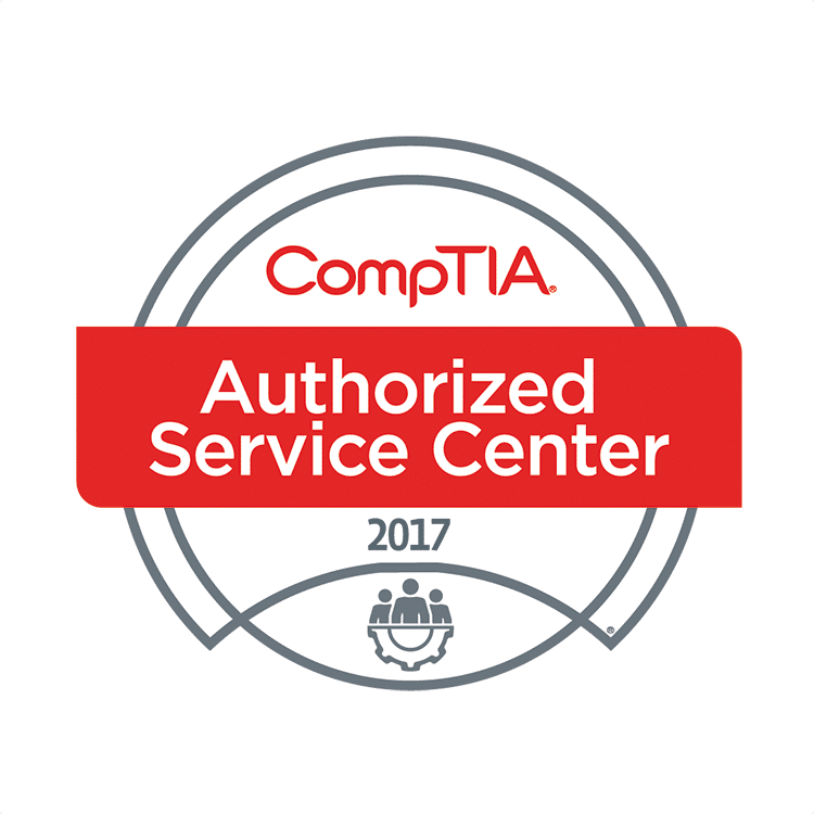 Comptia Partnerschaften IT-HAUS Authorized Service Center