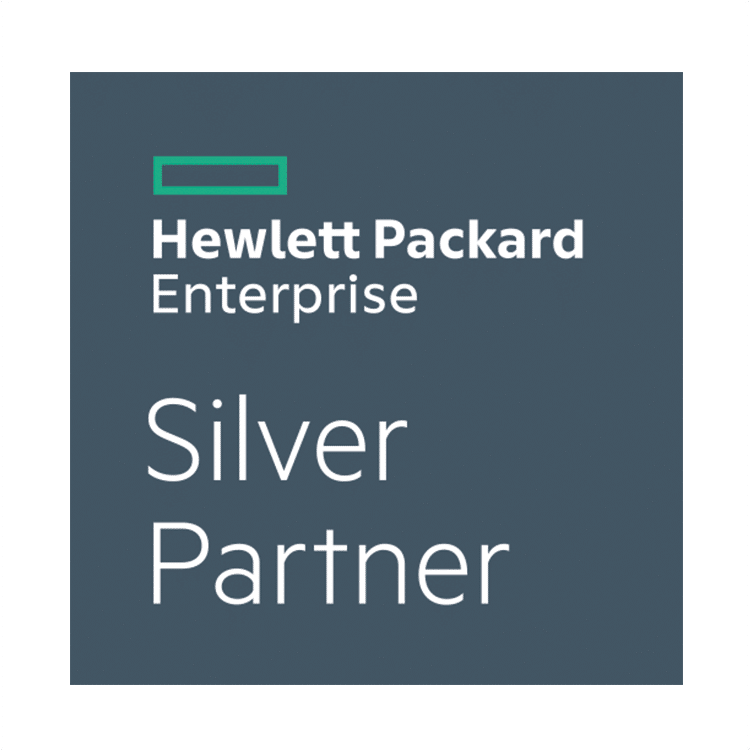 HP Enterprise Partnerschaft mit IT-HAUS Silver Partner