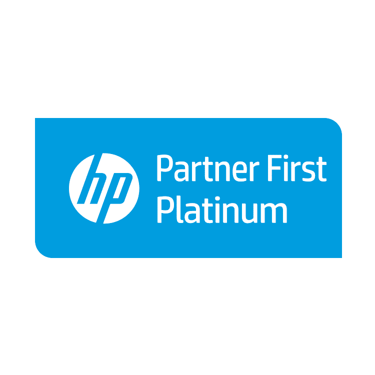 HP Partnerschaft mit IT-HAUS Partner First Platinum