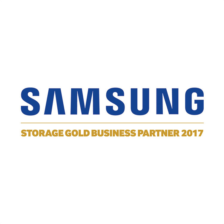 Samsung Partnerschaft mit IT-HAUS Storage Gold