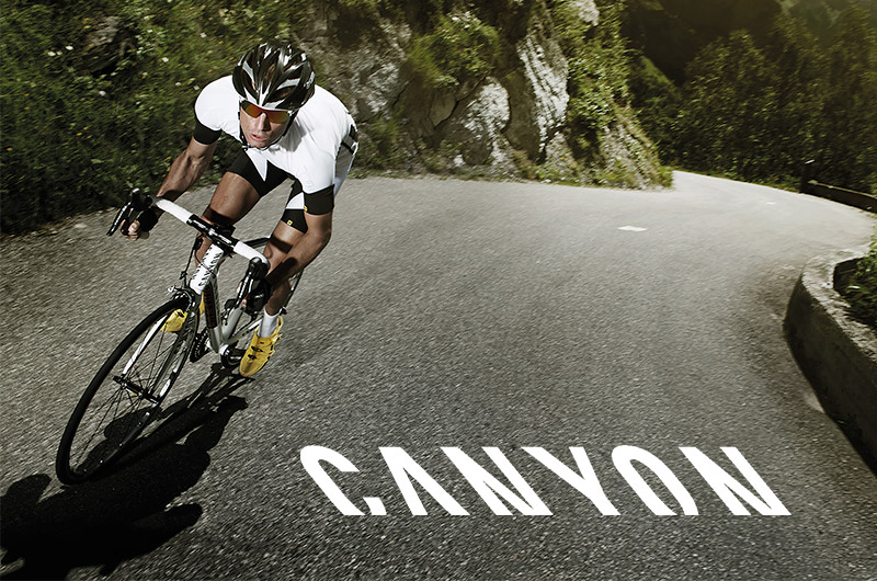 Referenz Canyon Bicycles