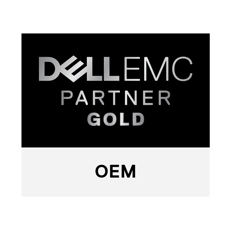 Partnerschaften IT-HAUS DELL EMC Gold OEM