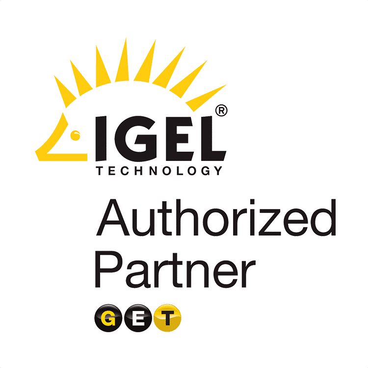 Partnerschaften IT-HAUS Igel Authorized