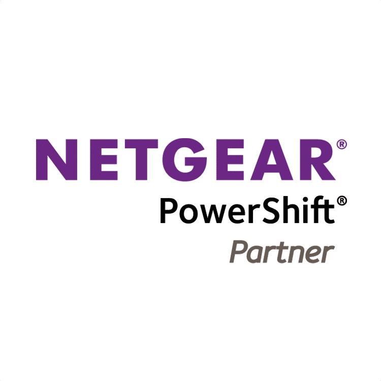 Partnerschaften IT-HAUS Netgear Powershift