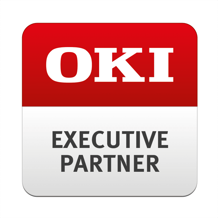 Partnerschaften IT-HAUS Oki Executive Partner
