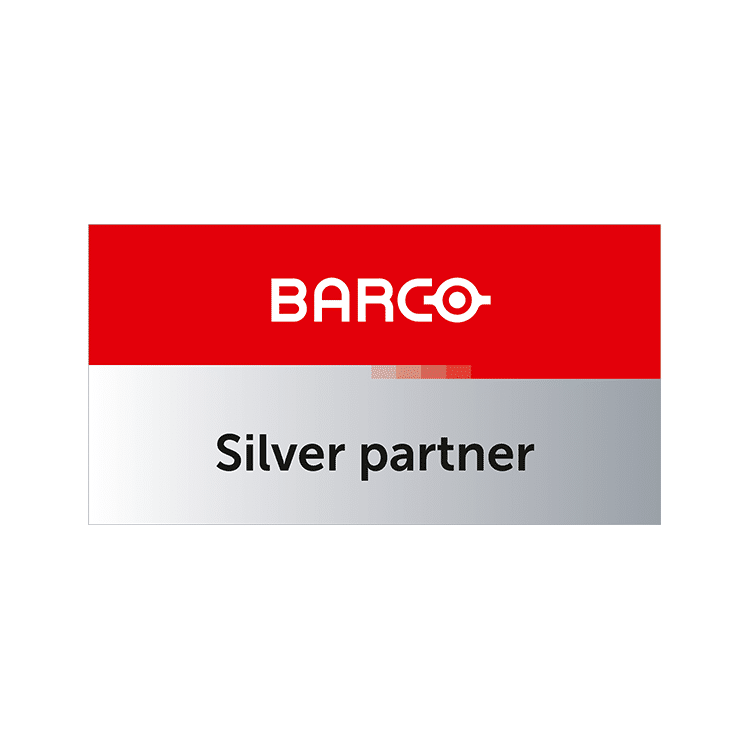 IT-HAUS Partnerschaft mit Barco