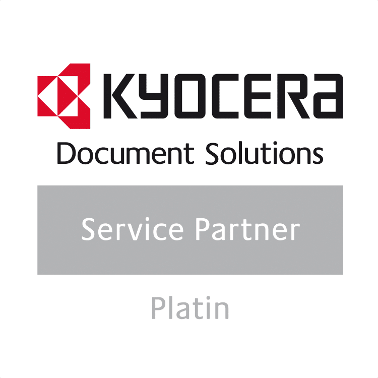 IT-HAUS Partnerschaft mit Kyocera Service