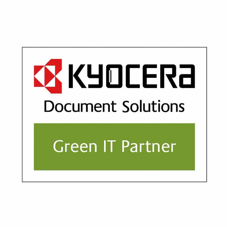 IT-HAUS Partnerschaft mit Kyocera Green IT
