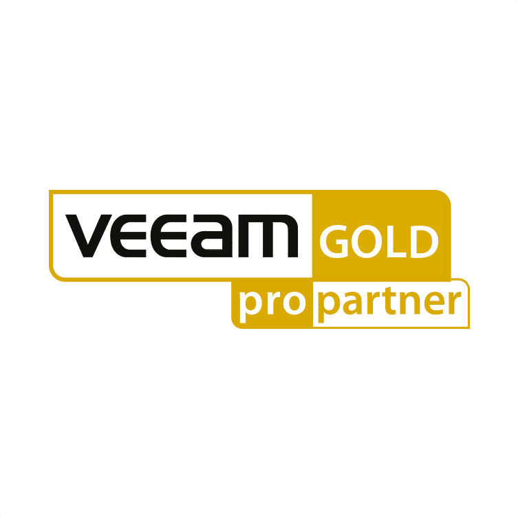 IT-HAUS Partnerschaft mit Veeam Gold